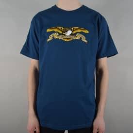 Eagle Skate T-Shirt - Harbour Blue