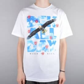 Eagle Skate T-Shirt - White