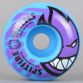 Electrofire Blue 99D Skateboard Wheels 54mm