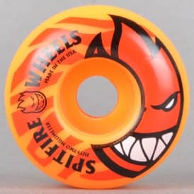Electrofire Orange 99D Skateboard Wheels 52mm