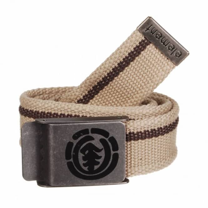 Element Skateboards Element Crane Belt Natural