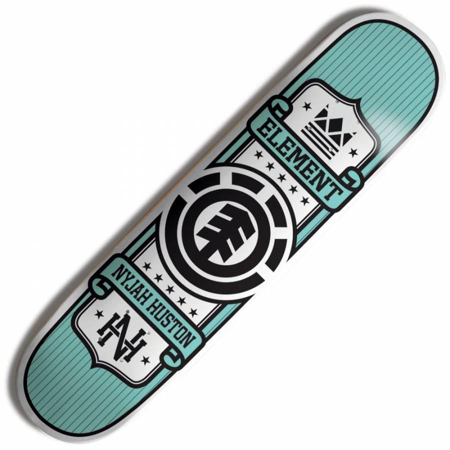 Element Skateboards Element Nyjah Huston Represent
