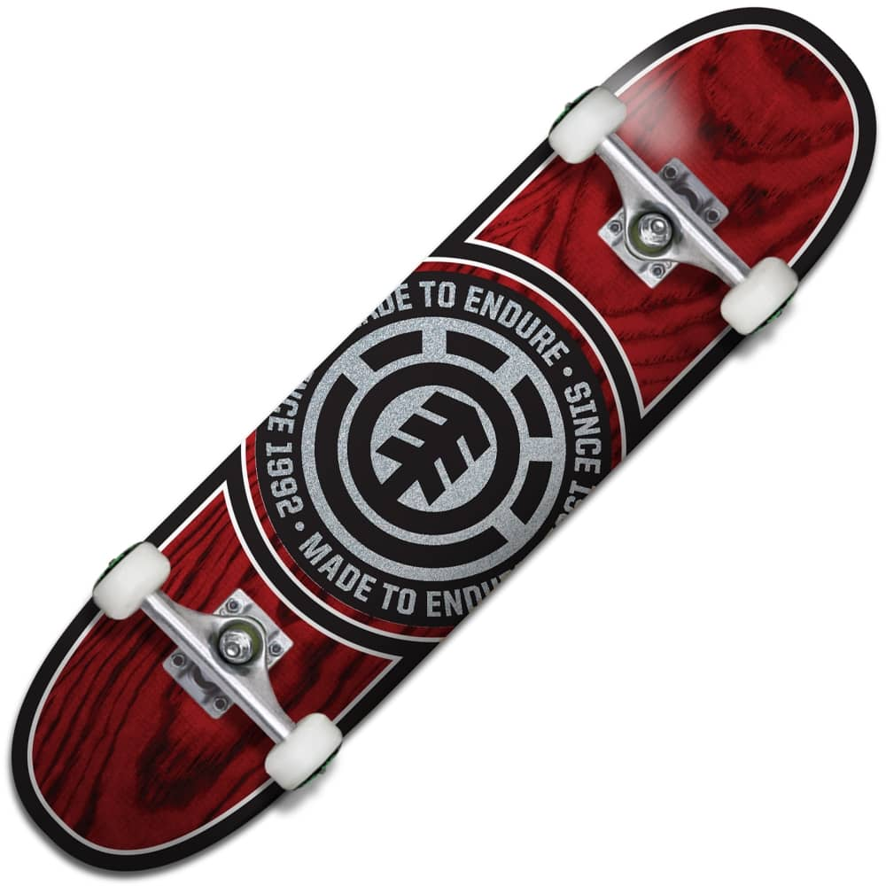 b8465f2074 Element Skateboards Element Skateboards 25 Year Seal Complete Skateboard 8.0