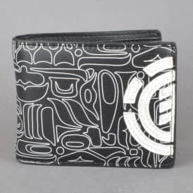 Element Skateboards Daily Boy Wallet - Black