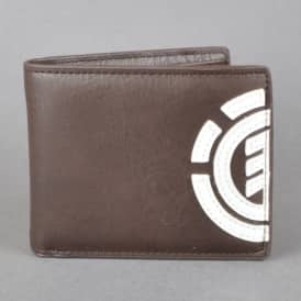 Element Skateboards Daily Wallet - Bear Brown