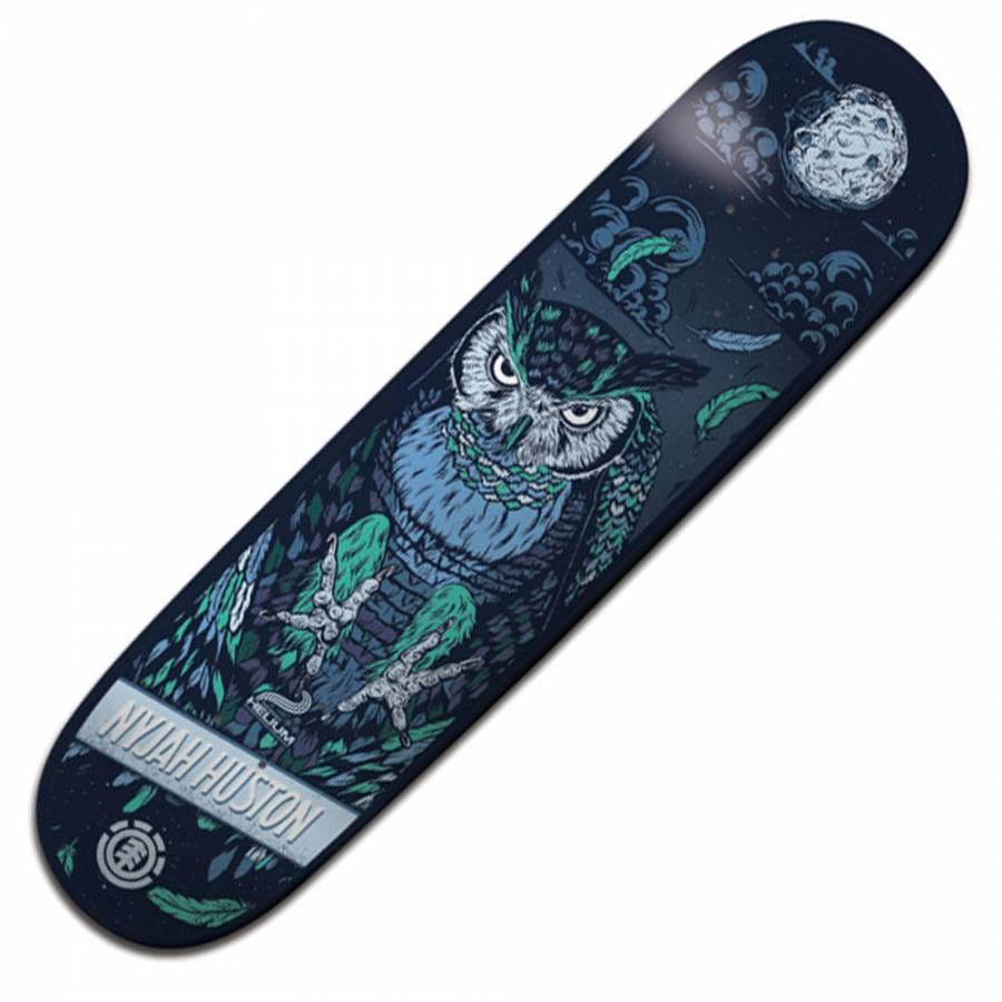 Element Skateboards Element Nyjah Huston Prey Featherlight ...