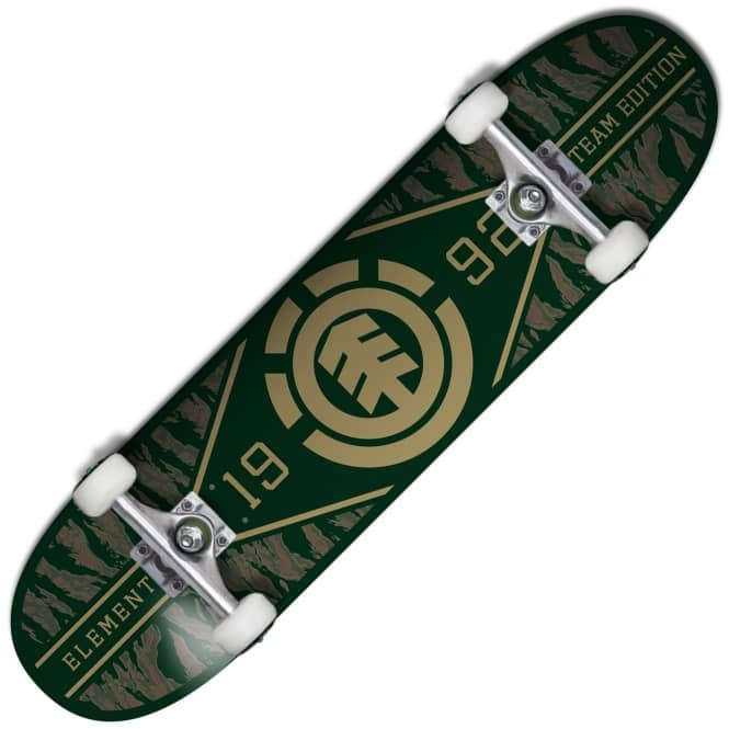 Element Skateboards Major League Tiger Complete Skateboard 8.0