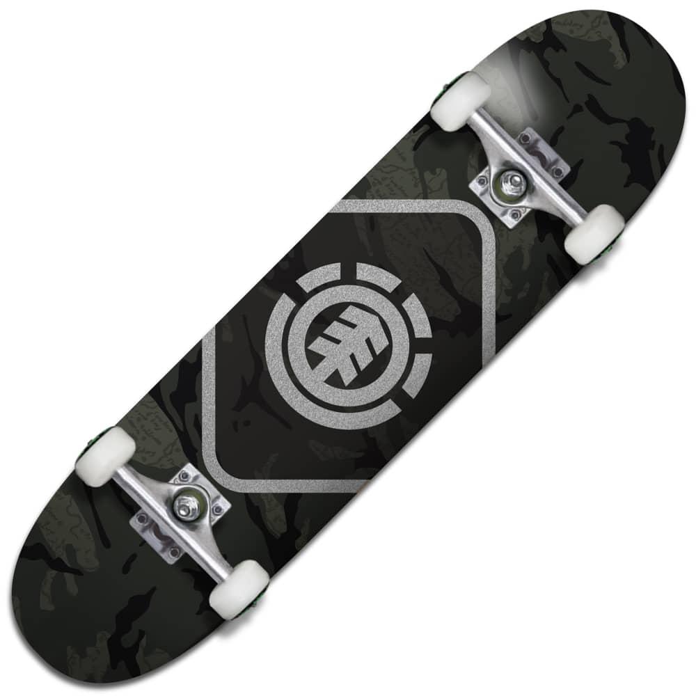 44e3aa7ff2d Element Skateboards Element Skateboards Map Camo Complete Skateboard 7.75