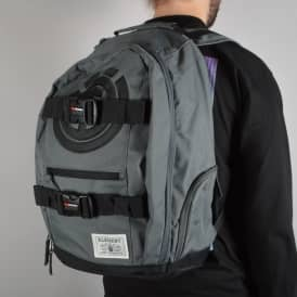 Element Skateboards Mohave Skate Backpack -Stone Grey