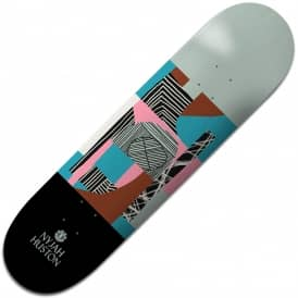 Element Skateboards Nyjah Quilted Featherlight Skateboard Deck 8.25""