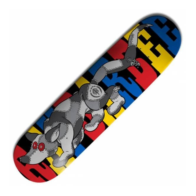 Element Skateboards Ray Barbee Rag Dog Skateboard Deck 8.2''