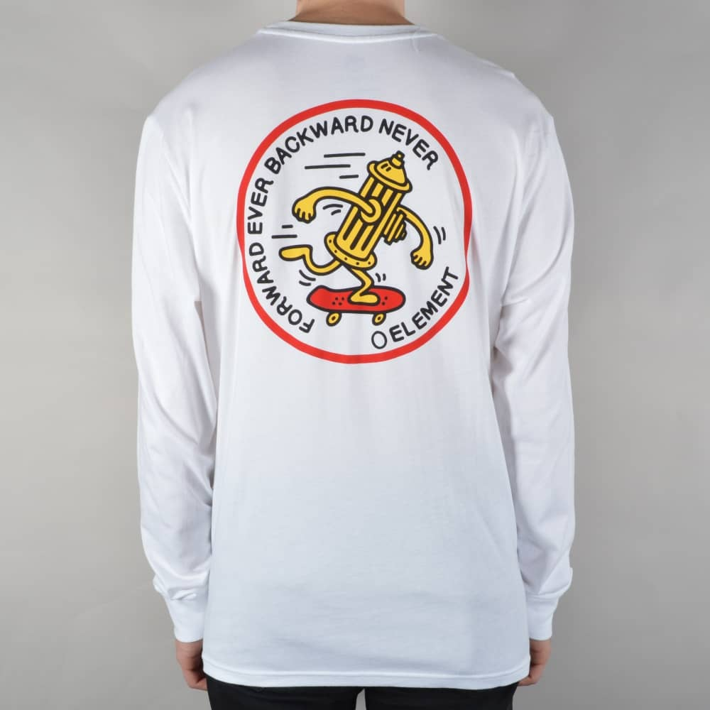 Element Skateboards Spout L/S Skate T-Shirt