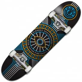 Element Skateboards Third Eye Complete Skateboard 8.0""