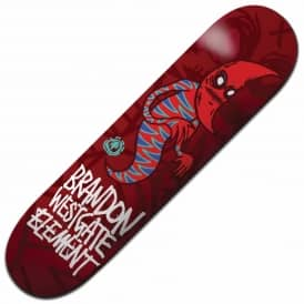 Element Skateboards Westgate Sprites Skateboard Deck 7.75''
