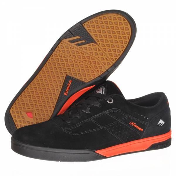 Buy Emerica The Jinx 2 - Mens Skate Shoes - Blood Red | SlashSport