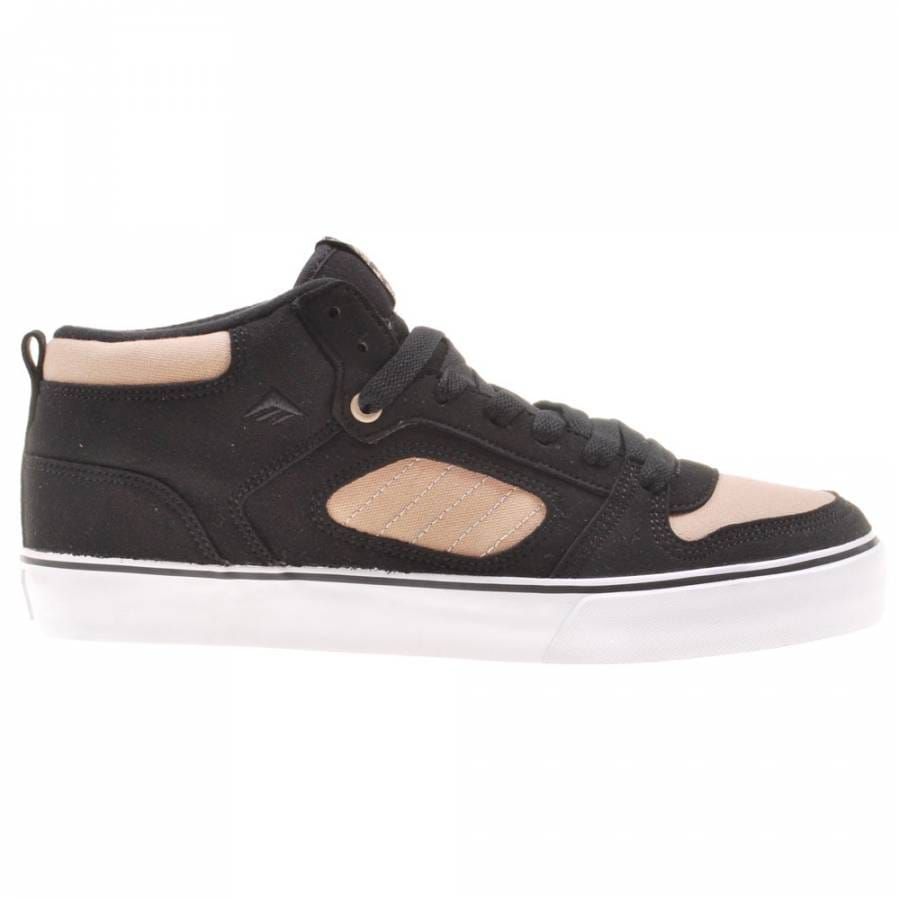emerica emerica francis black skate shoes emerica
