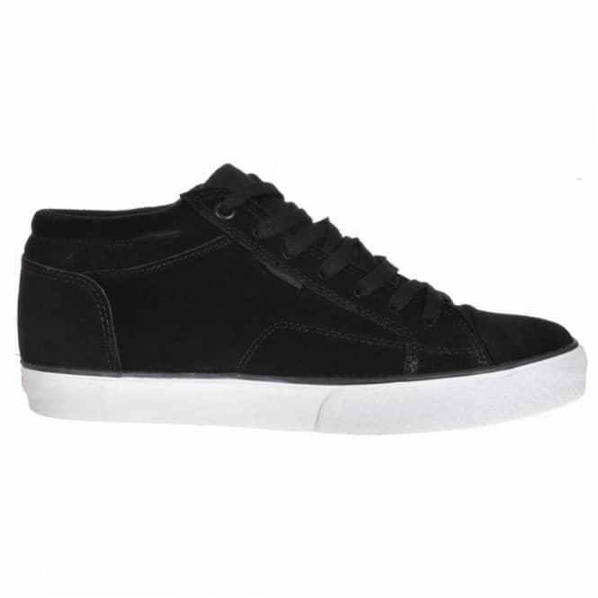 EMERICA Shoe HSU 2 LOW FUSION black white Schuh Sneaker
