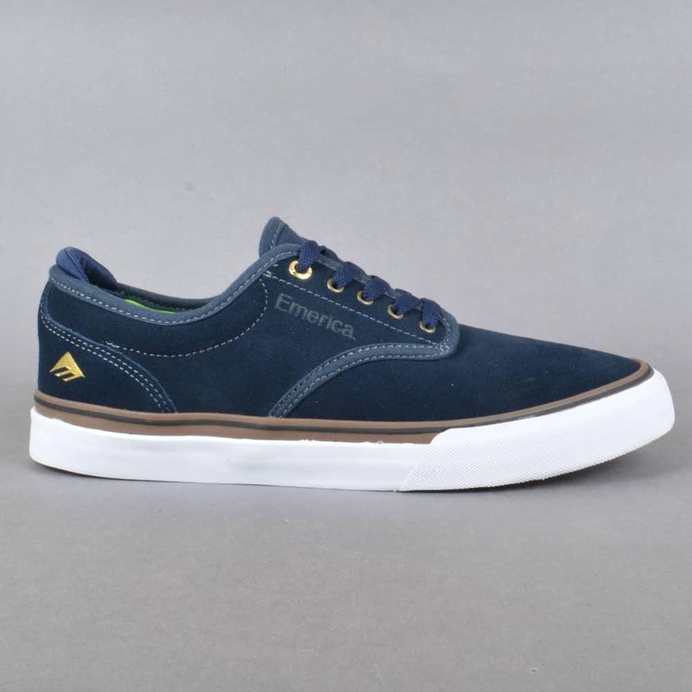 Chaussures Emerica Wino G6 Navy gum white AOFxi1XjHh