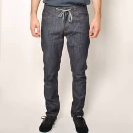 Enjoi Skateboards Enjoi Gigolo Jiggler Denim - Dark Indigo