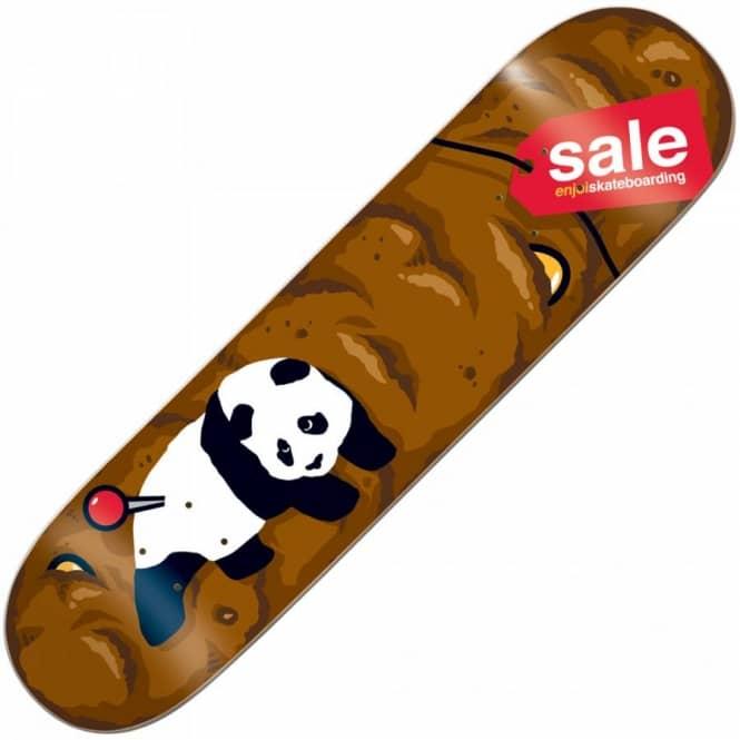 "Enjoi Skateboards Enjoi Logo Crap Deck 7.6"" - Skateboard ..."