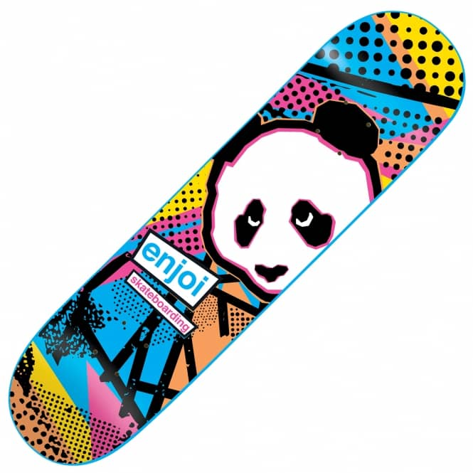 Enjoi Skateboards 1985 Called Skateboard Deck 8.5