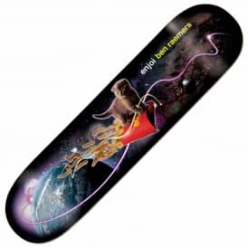 Enjoi Skateboards Ben Raemers Snack Surfers Skateboard Deck 8.25""