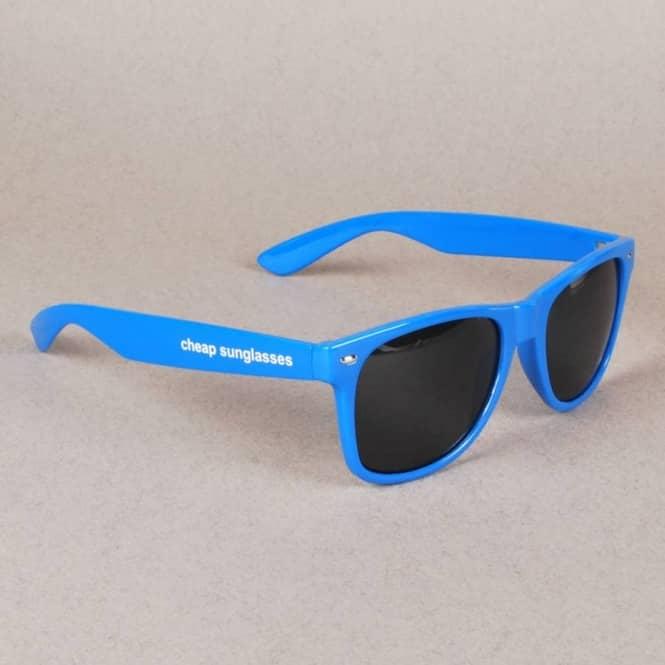 Enjoi Skateboards Enjoi Cheap Sunglasses - Royal Blue - ACCESSORIES ... 617202e99498