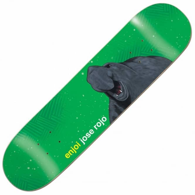 Enjoi Skateboards Enjoi Jose Rojo Animal Series Skateboard Deck 8.25''