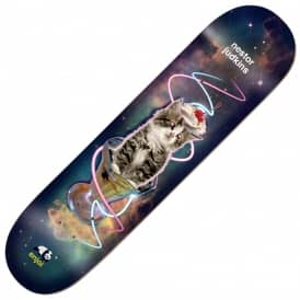 Enjoi Skateboards Nestor Judkins Snack Surfer V2 Impact Light Skateboard Deck 8.125""