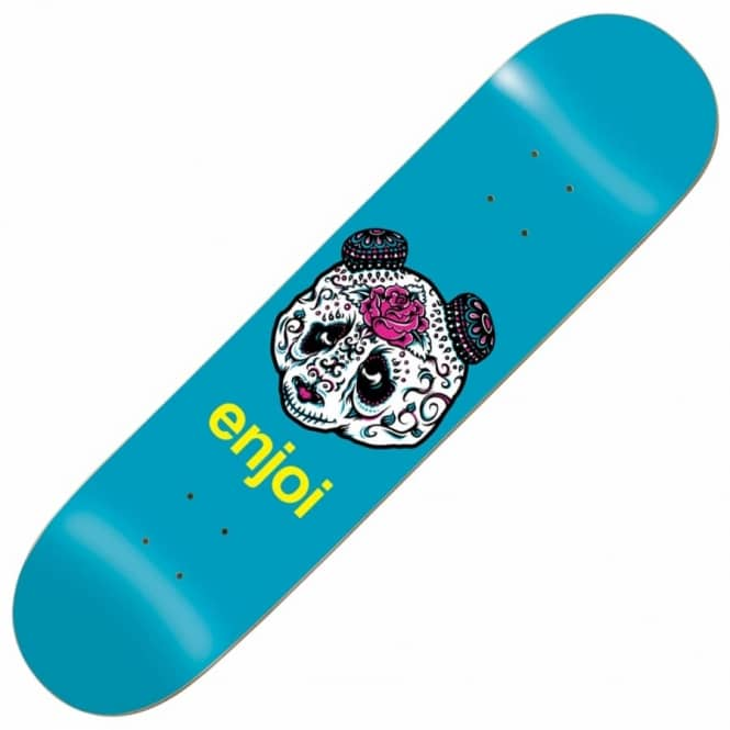 Enjoi Skateboards Quinceanera Panda Skateboard Deck 8.5