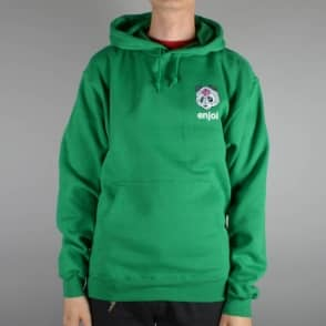 Enjoi Skateboards Quinceanera Pullover Hoodie - Green