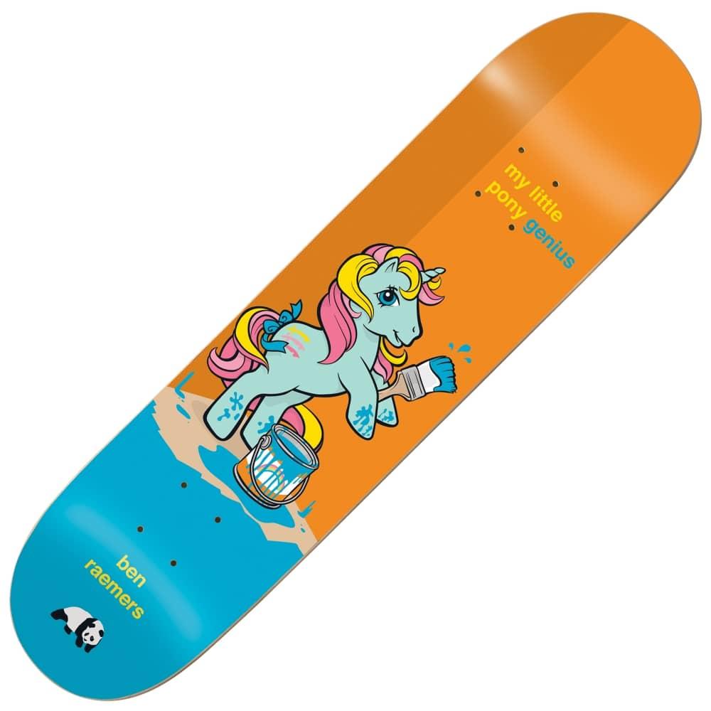 Enjoi Skateboards Enjoi Skateboards Raemers My Little Pony 3rd Impact Light Skateboard  Deck 8.0