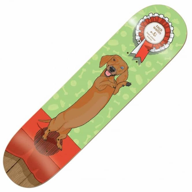 Enjoi Skateboards Wallin Best In Show Impact Plus Skateboard Deck 8.4''