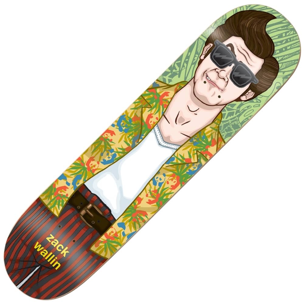 Enjoi skateboards wallin lmao impact light skateboard deck 825 wallin lmao impact light skateboard deck 825quot aloadofball Choice Image