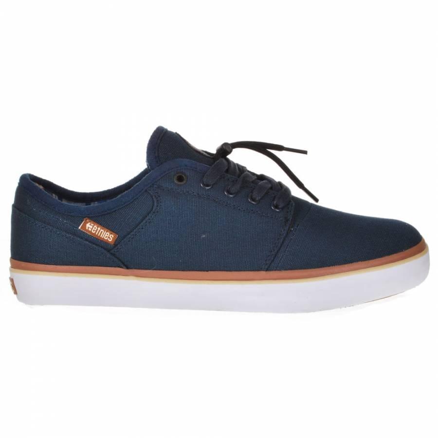 etnies etnies bledsoe low navy skate shoes etnies