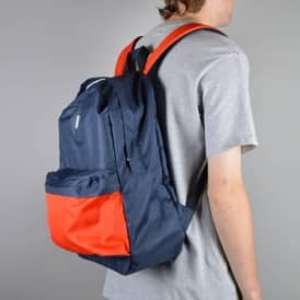 Etnies Entry Backpack - Navy/Orange