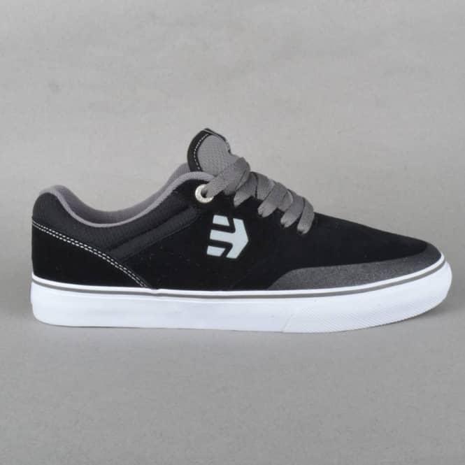 Etnies Marana Vulc Skate Shoes - Black