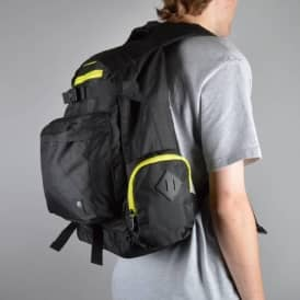 Etnies Solito Skate Backpack - Black/Black