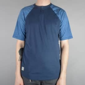 Etnies Stuck In A Rutter T-Shirt - Dark Navy
