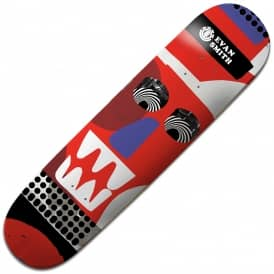Element Skateboards Evan Masked Skateboard Deck 8.1""