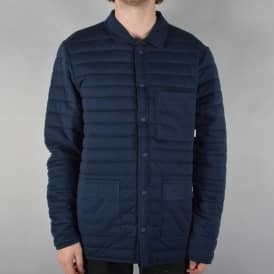 Expedit Long Sleeve Shirt - Eclipse Navy