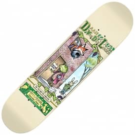 Antihero Skateboards Fabels Daan Skateboard Deck 8.43""