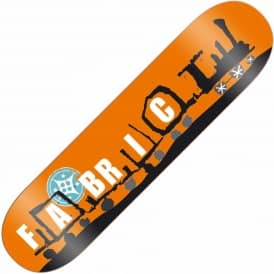 Fabric All Aboard Skateboard Deck 7.75