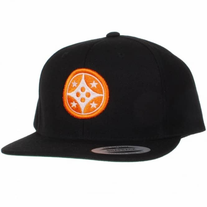 Fabric Skateboards Fabric Device Plush Snapback Cap - Back