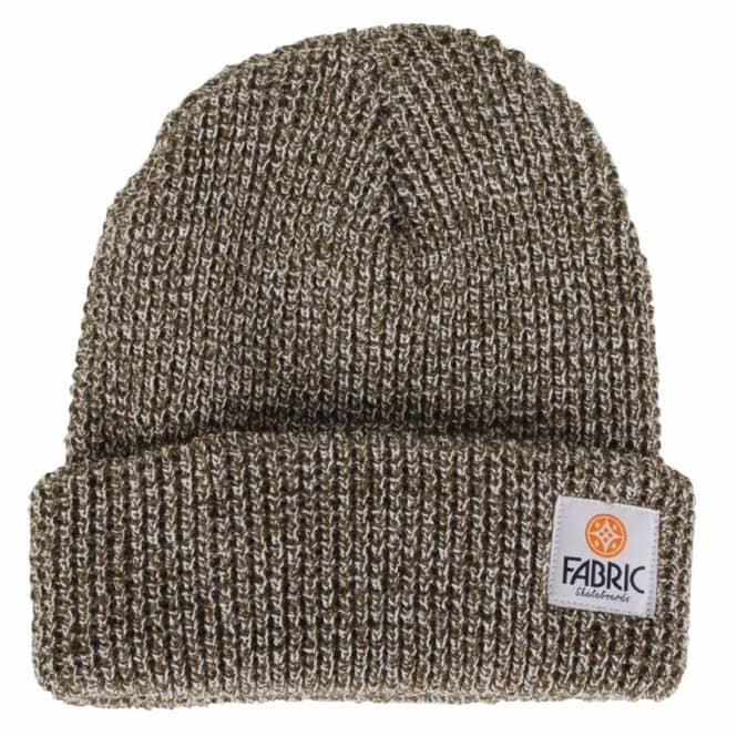 Fabric Skateboards Fabric Marcus Beanie - Olive Marl - Beanies from Native  Skate Store UK 6b0292e62c5
