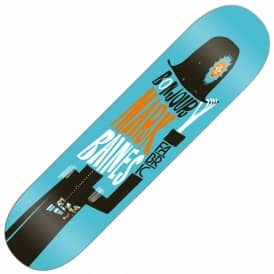 Fabric Mark Baines French Lieutenant Skateboard Deck 8.1