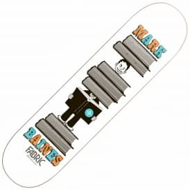 Fabric Mark Baines Scholar Skateboard Deck 8.25