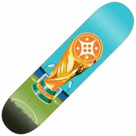 Fabric World Cup Skateboard Deck 8.1