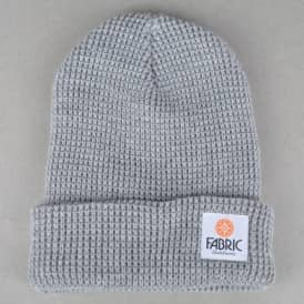 Marcus Skate Beanie - Heather Grey