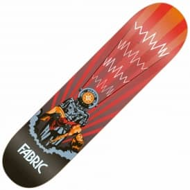 Fabric Space Rescue Skateboard Deck 7.8
